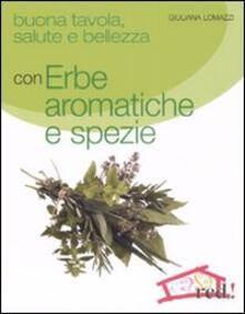 Camfeed.it Buona tavola, salute e bellezza con erbe aromatiche e spezie Image