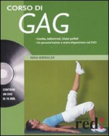Equilibrifestival.it Corso di Gag. Con DVD Image