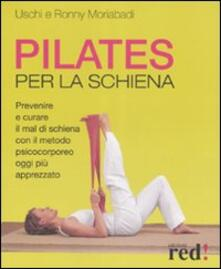 Filippodegasperi.it Pilates per la schiena Image