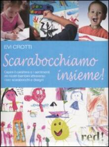 Warholgenova.it Scarabocchiamo insieme! Capire il carattere e i sentimenti dei nostri bambini attraverso i loro scarabocchi e disegni Image