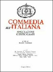 Commedia all'italiana. Angolazioni controcampi