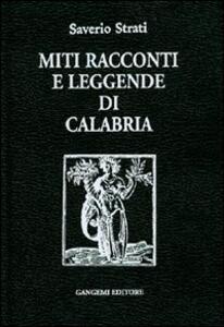 Miti racconti e leggende di Calabria