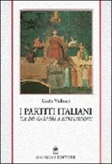 Associazionelabirinto.it I partiti italiani. Da De Gasperi a Berlusconi Image