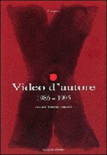 Voluntariadobaleares2014.es Video d'autore (1986-1995) Image