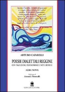 Poesie dialettali reggine. Con traduzione, testimonianze e note critiche