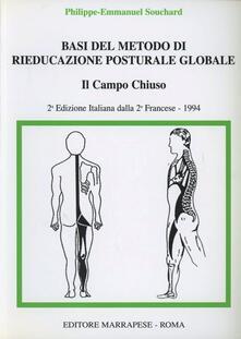 Lpgcsostenible.es Basi del metodo di rieducazione posturale globale. Il campo chiuso Image