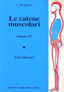 Milanospringparade.it Le catene muscolari. Arti inferiori Image