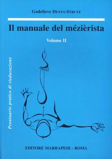 Voluntariadobaleares2014.es Il manuale del mezierista. Vol. 2 Image