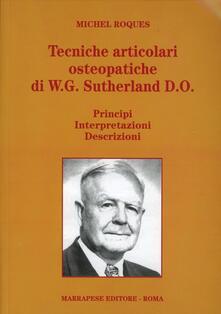 Associazionelabirinto.it Tecniche articolari osteopatiche di W. G. Sutherland D. O. Image
