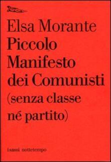 Secchiarapita.it Piccolo manifesto dei comunisti (senza classe né partito) Image