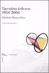Taccuino tedesco 1954-2004