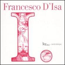I. - Francesco D'Isa - copertina
