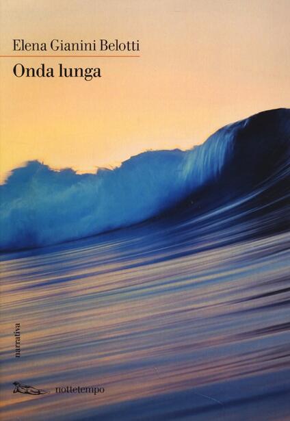Onda lunga - Elena Gianini Belotti - copertina