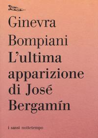 L' ultima apparizione di José Bergamín