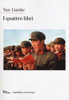 Promoartpalermo.it I quattro libri Image