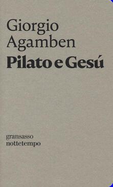Collegiomercanzia.it Pilato e Gesù Image
