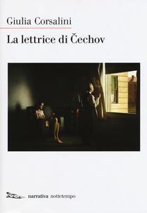 La lettrice di Cechov - Giulia Corsalini - copertina