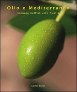 Libro Olio e Mediterraneo Carlos Solito