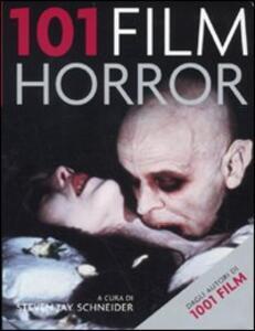 Libro 101 film horror