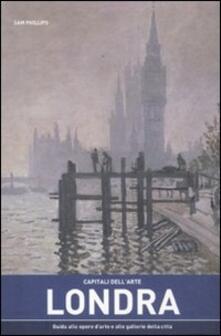 Promoartpalermo.it Capitali dell'arte: Londra. Guida alle opere d'arte e alle gallerie della città Image