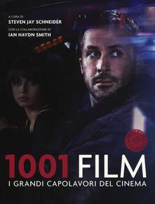 1001 film. I grandi capolavori del cinema. Nuova ediz. - copertina