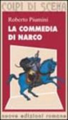Daddyswing.es La commedia di Narco. Testi teatrali per attori in erba Image