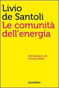 Le comunità dell'energia