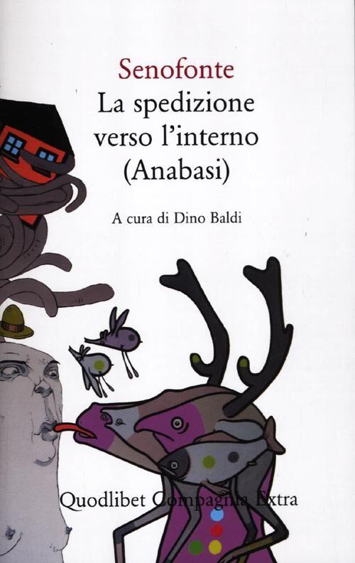Spedizione verso l'interno (Anabasi)