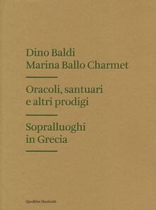 Grandtoureventi.it Oracoli, santuari e altri prodigi. Sopralluoghi in Grecia Image