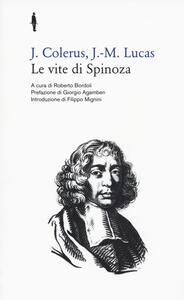 Le vite di Spinoza