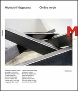 Hidetoshi Nagasawa. Ombra verde. Ediz. italiana e inglese - copertina
