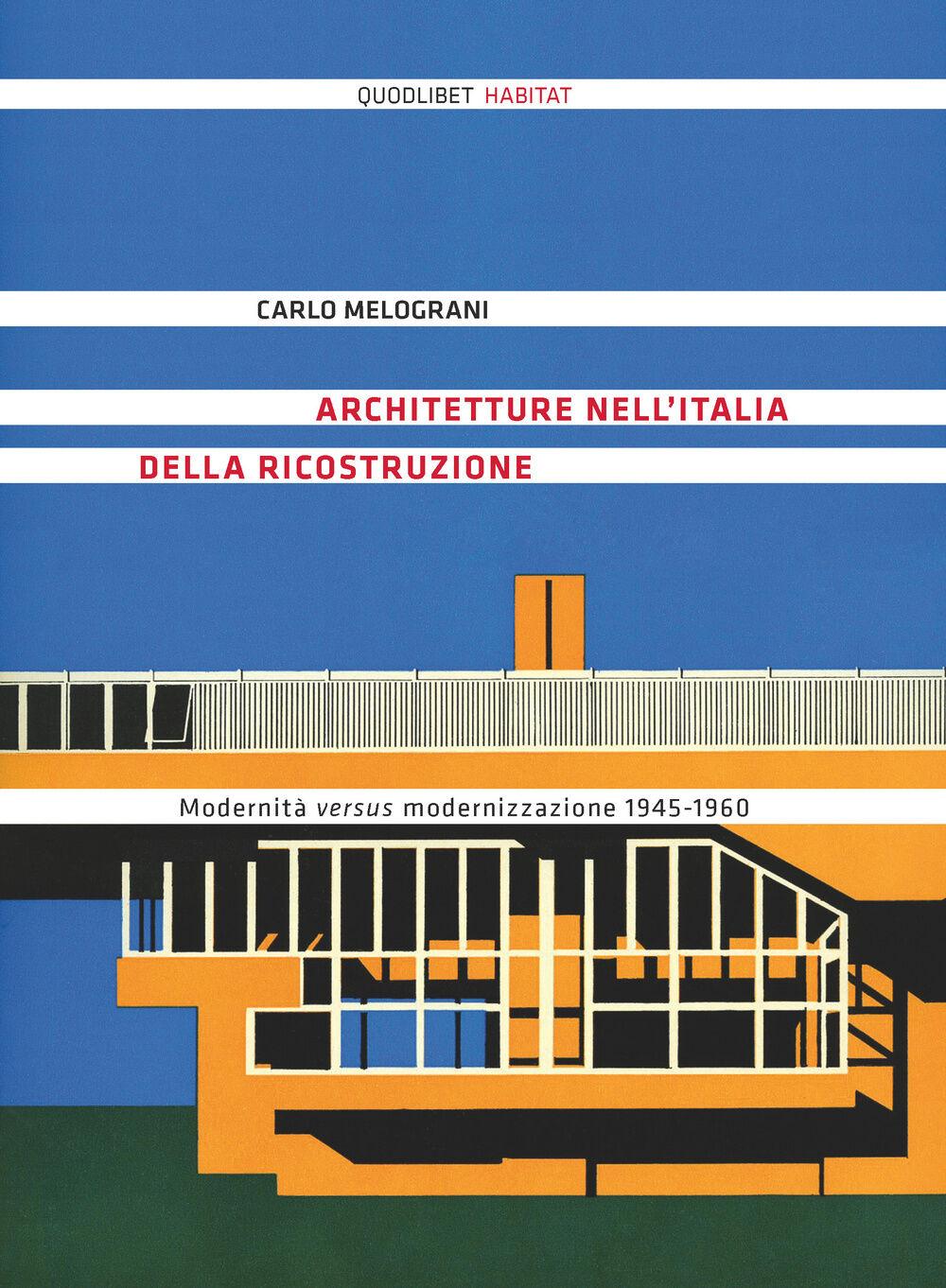 Architetture nell'Italia della ricostruzione. Modernità versus modernizzazione 1945-1960