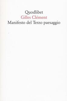 Milanospringparade.it Manifesto del Terzo paesaggio Image