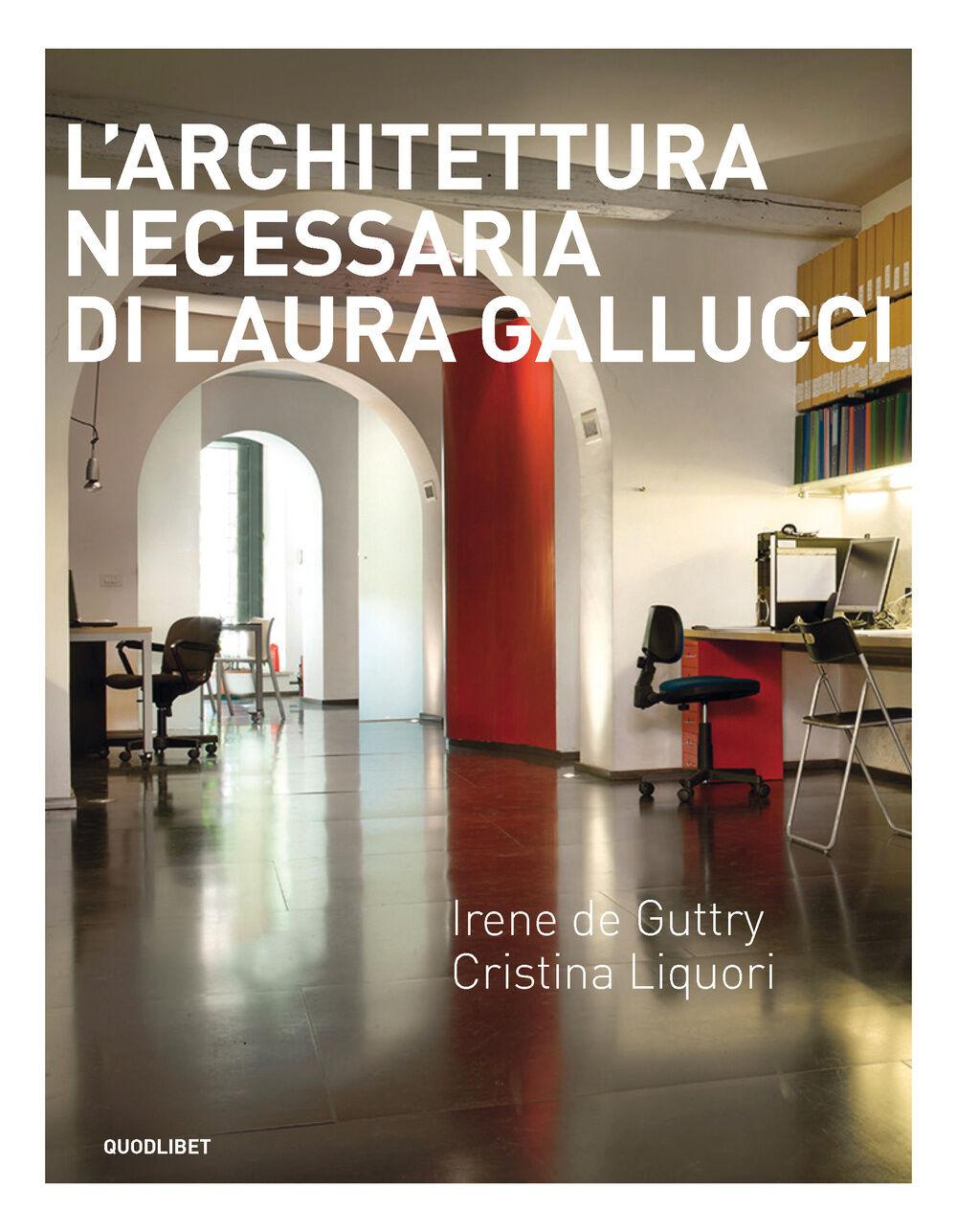 L' architettura necessaria di Laura Gallucci