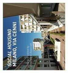 «Social housing». Milano, via Cenni. Ediz. italiana e inglese.pdf