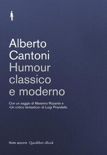 Humour classico e moderno - Alberto Cantoni - ebook