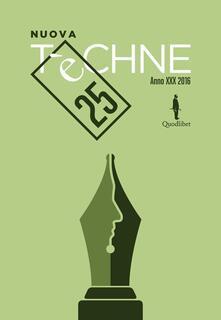 Nuova Tèchne. Vol. 25 - AA.VV. - ebook
