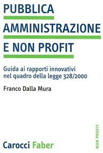 Pubblica amministrazione e non profit. Guida ai rapporti innovativi nel quadro della legge 328/2000
