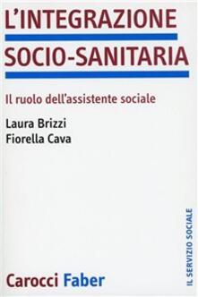 Writersfactory.it L' integrazione socio-sanitaria. Il ruolo dell'assistente sociale Image