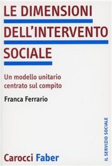 Voluntariadobaleares2014.es Le dimensioni dell'intervento sociale. Un modello unitario centrato sul compito Image