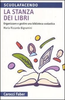 Amatigota.it La stanza dei libri. Organizzare e gestire una biblioteca scolastica Image