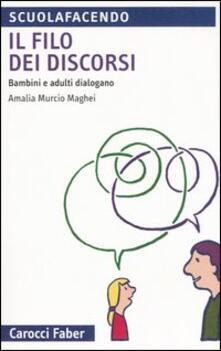 Antondemarirreguera.es Il filo dei discorsi. Bambini e adulti dialogano Image