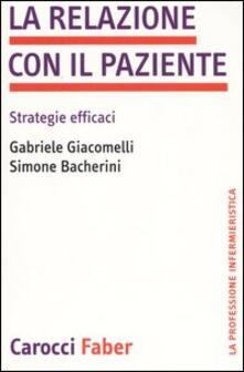 La relazione con il paziente. Strategie efficaci.pdf