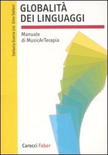 Globalità dei linguaggi. Manuale di musicarterapia.pdf