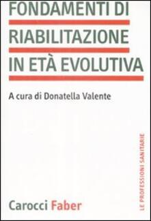 Antondemarirreguera.es Fondamenti di riabilitazione in età evolutiva Image