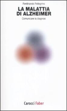 Steamcon.it La malattia di Alzheimer. Comunicare la diagnosi Image