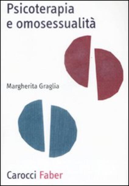 Psicoterapia e omosessualità -  Margherita Graglia - copertina