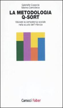 Antondemarirreguera.es La metodologia Q-Sort. Valutare la competenza sociale nella scuola dell'infanzia Image