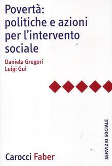 Povertà: politiche e azioni per lintervento sociale.pdf