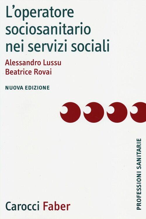 L' operatore sociosanitario nei servizi sociali